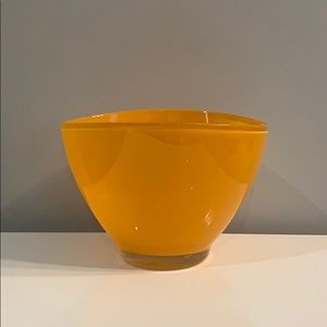 Other - Neon Orange Planter/Vase